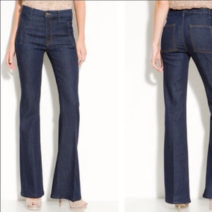 MOTHER Jeans - MOTHER The Drama Joyride Wash High Waist Jeans